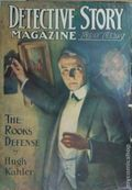 Detective Story Magazine (1915-1949 Street & Smith) Pulp 1st Series Vol. 18 #6