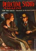 Detective Story Magazine (1915-1949 Street & Smith) Pulp 1st Series Vol. 25 #2