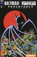 Batman Teenage Mutant Ninja Turtles Adventures (2016 IDW) 1DF