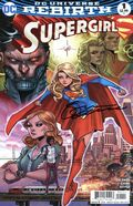 Supergirl (2016) 1A.DF.SIGNED