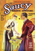 Saucy Romantic Adventures (1936 Fiction Magazines Inc.) Pulp Vol. 1 #1