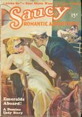 Saucy Romantic Adventures (1936 Fiction Magazines Inc.) Pulp Vol. 1 #4