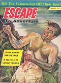 Escape to Adventure (1957) Vol. 1 #1