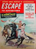 Escape to Adventure (1957) Vol. 3 #3