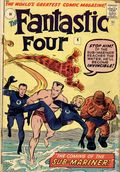Fantastic Four (1961 1st Series) UK Edition 4UK