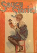 Saucy Stories (1916-1925 Inter-Continental Publishing Corp.) Pulp 1st Series Vol. 9 #1