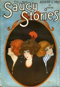 Saucy Stories (1916-1925 Inter-Continental Publishing Corp.) Pulp 1st Series Vol. 13 #2