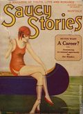 Saucy Stories (1916-1925 Inter-Continental Publishing Corp.) Pulp 1st Series Vol. 16 #5