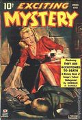 Exciting Mystery (1942-1943 Nedor Publishing) Pulp Vol. 1 #3