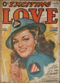 Exciting Love (1941-1958 Better Publications) Pulp Vol. 4 #1