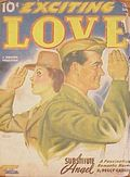 Exciting Love (1941-1958 Better Publications) Pulp Vol. 4 #2