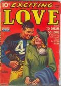 Exciting Love (1941-1958 Better Publications) Pulp Vol. 4 #3
