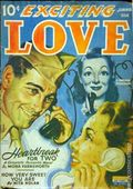Exciting Love (1941-1958 Better Publications) Pulp Vol. 5 #2