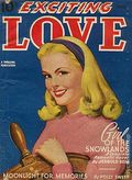 Exciting Love (1941-1958 Better Publications) Pulp Vol. 9 #1
