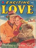 Exciting Love (1941-1958 Better Publications) Pulp Vol. 9 #3
