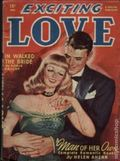 Exciting Love (1941-1958 Better Publications) Pulp Vol. 12 #1
