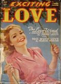 Exciting Love (1941-1958 Better Publications) Pulp Vol. 14 #1