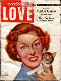 Exciting Love (1941-1958 Better Publications) Pulp Vol. 21 #1