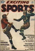 Exciting Sports (1941-1950 Better Publications) Pulp Vol. 2 #1