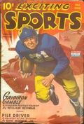 Exciting Sports (1941-1950 Better Publications) Pulp Vol. 6 #3