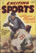 Exciting Sports (1941-1950 Better Publications) Pulp Vol. 10 #2