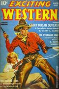 Exciting Western (1940-1953 Better Publications) Pulp Vol. 3 #1