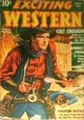 Exciting Western (1940-1953 Better Publications) Pulp Vol. 4 #1
