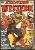 Exciting Western (1940-1953 Better Publications) Pulp Vol. 5 #1