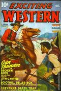 Exciting Western (1940-1953 Better Publications) Pulp Vol. 8 #2