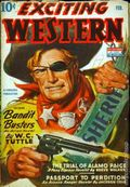 Exciting Western (1940-1953 Better Publications) Pulp Vol. 9 #1