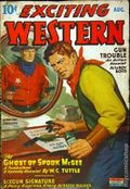 Exciting Western (1940-1953 Better Publications) Pulp Vol. 10 #1