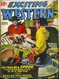 Exciting Western (1940-1953 Better Publications) Pulp Vol. 11 #1