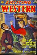 Exciting Western (1940-1953 Better Publications) Pulp Vol. 13 #1