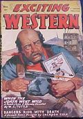 Exciting Western (1940-1953 Better Publications) Pulp Vol. 15 #1