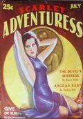 Scarlet Adventuress (1935-1937 Associated Authors) Pulp 1st Series Vol. 1 #1