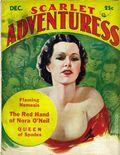 Scarlet Adventuress (1935-1937 Associated Authors) Pulp 1st Series Vol. 1 #5