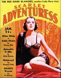 Scarlet Adventuress (1935-1937 Associated Authors) Pulp 1st Series Vol. 1 #6