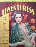 Scarlet Adventuress (1935-1937 Associated Authors) Pulp 1st Series Vol. 1 #7