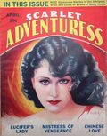 Scarlet Adventuress (1935-1937 Associated Authors) Pulp 1st Series Vol. 1 #9