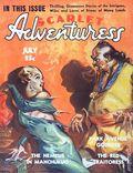 Scarlet Adventuress (1935-1937 Associated Authors) Pulp 1st Series Vol. 1 #11