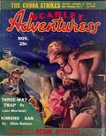 Scarlet Adventuress (1935-1937 Associated Authors) Pulp 1st Series Vol. 2 #1
