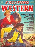 Exciting Western (1940-1953 Better Publications) Pulp Vol. 19 #3