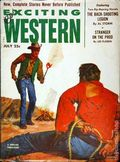Exciting Western (1940-1953 Better Publications) Pulp Vol. 25 #3