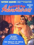 Modern Adventuress (1937 Associated Authors) Pulp Vol. 1 #1