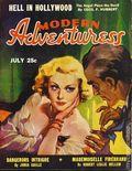 Modern Adventuress (1937 Associated Authors) Pulp Vol. 1 #3