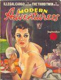 Modern Adventuress (1937 Associated Authors) Pulp Vol. 1 #4