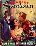 Scarlet Adventuress (1937-1938 Associated Authors) Pulp 2nd Series Vol. 2 #1