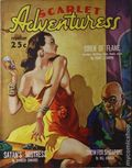 Scarlet Adventuress (1937-1938 Associated Authors) Pulp 2nd Series Vol. 3 #1