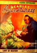 Scarlet Adventuress (1937-1938 Associated Authors) Pulp 2nd Series Vol. 3 #2