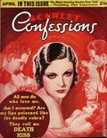 Scarlet Confessions (1936-1937 Associated Authors) Pulp 1st Series Vol. 1 #1